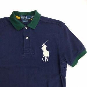 Polo Ralph Lauren Big Pony Color Block Polo S :295
